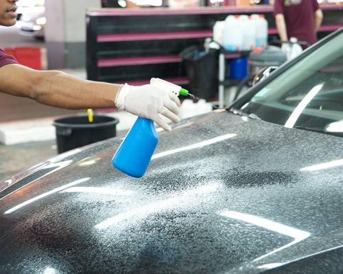 Atowax Dry, ecological dry car shampoo