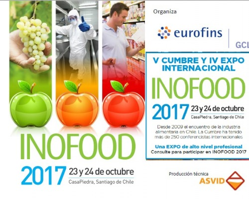 Austral will exhibit at Inofood 2017